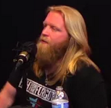 Watch Justin Wren on 'The Fighter and the Kid' podcast