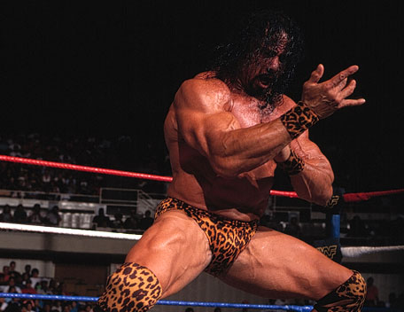 Jimmy Superfly Snuka is battling stomach cancer