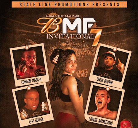 BMF Invitational 7 brings MMA action to Clarksville in October
