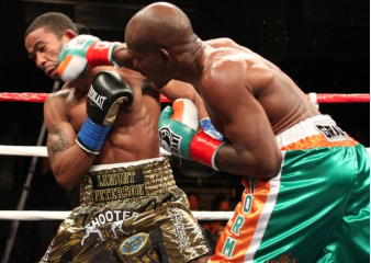 boxing-eleastic collission