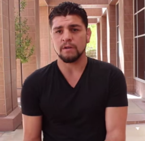 Nick Diaz reacts to five-year suspension and $165,000 fine from NSAC (VIDEO)
