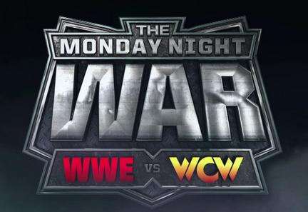wwe vs wcw - monday night war