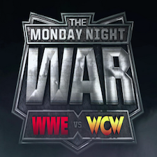 wwe vs wcw - monday night war1