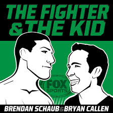 The Fighter And The Kid podcast with UFC light heavyweight Pat Cummins (VIDEO)