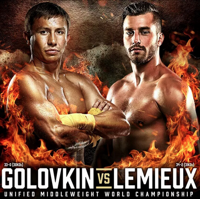 Road to Golovkin vs. Lemieux (full episode)