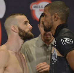 'Bellator 144: Halsey vs. Carvalho' live results and video highlights