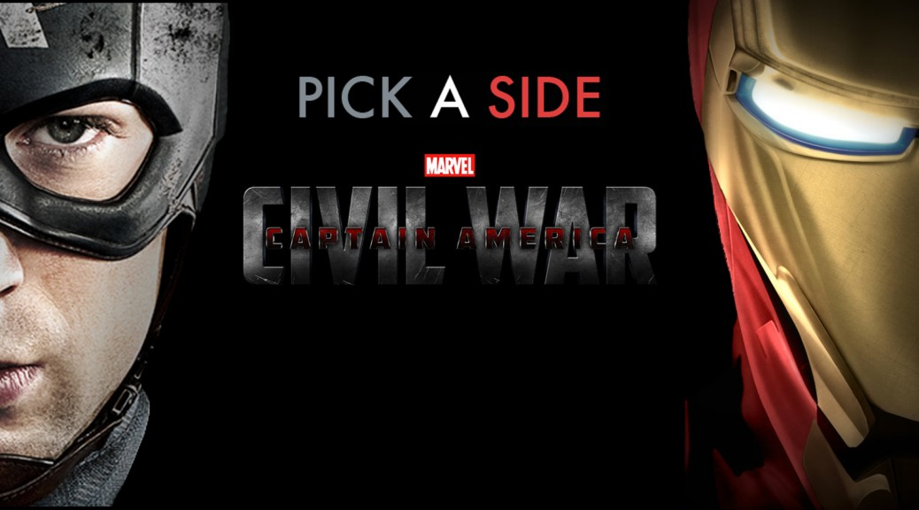 New Captain America Civil War trailer puts DC to shame