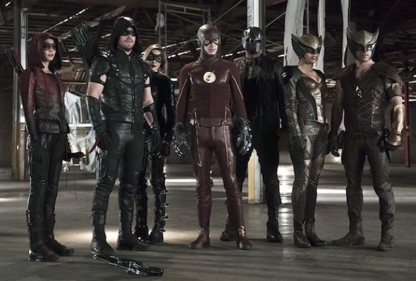 DC's new Legends of Tomorrow trailer looks incredible
