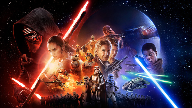 A new Star Wars The Force Awakens trailer is here!