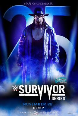 survivor series 2015