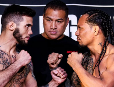 WSOF 25: Lightweight Tournament live results, updates, video highlights