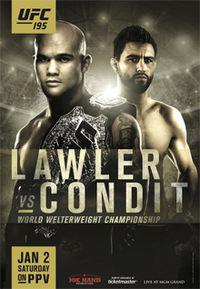 UFC 195