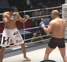 RIZIN: Fedor Emelianenko vs. Jaideep Singh (full fight video)