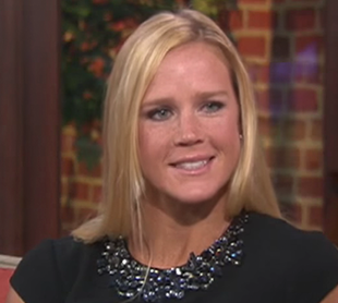 UFC women's bantamweight champion Holly Holm