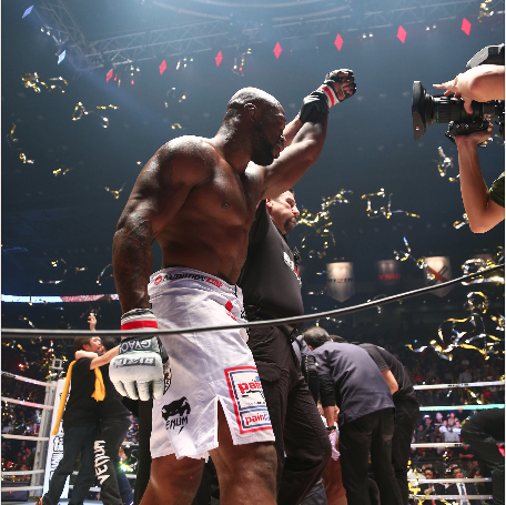 King Mo crowned Rizin HW Tourney Champion