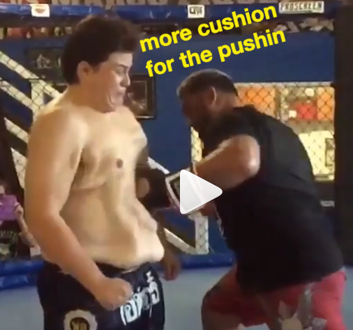 mark hunt punch