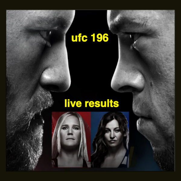 ufc196 live results