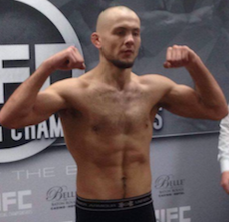 Prospect Watch: Nolan Norwood excited to scrap UFC vet
