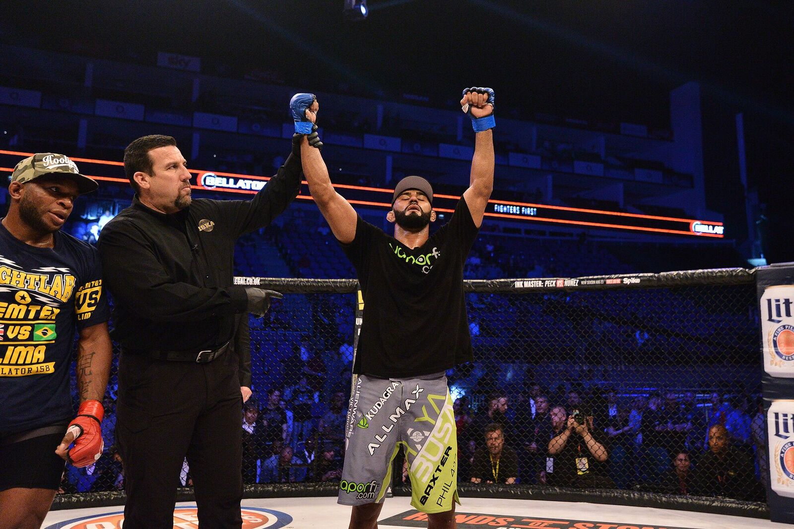 Douglas Lima - Image Credit: Bellator MMA
