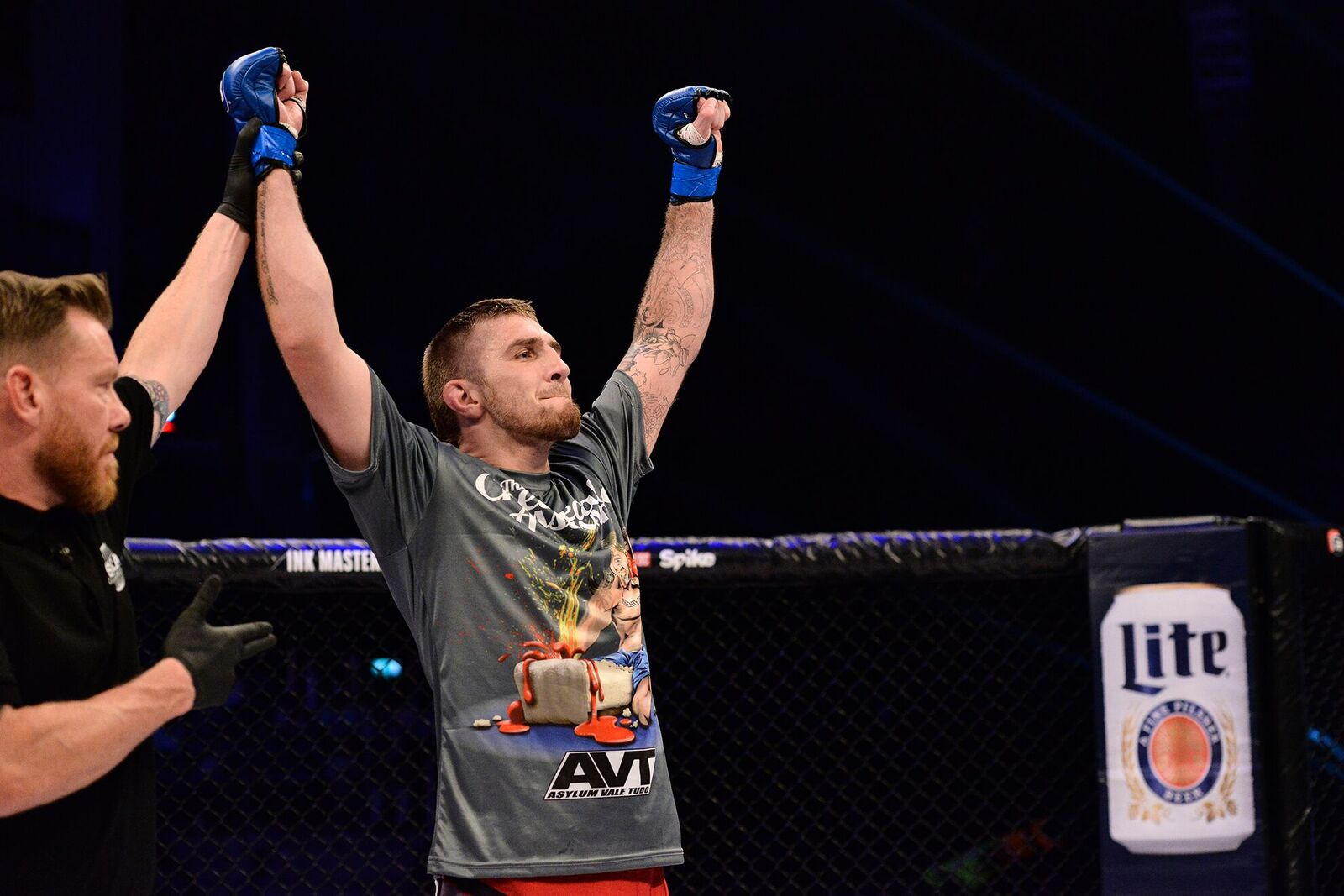 Danny Mitchell - Image Credit: Bellator MMA
