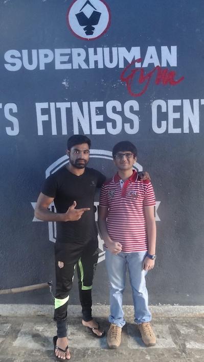 bharat kandare_paarth pande_superhuman gym1