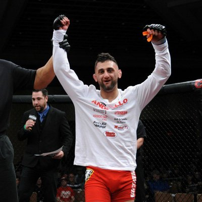 Five Questions With CES MMA 39's Josh Ricci