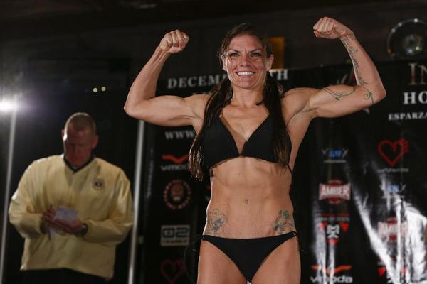Lauren Murphy Lucky Lauren Murphy talks boring opponents fighter pay and future