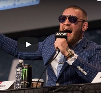 UFC goes full WWE at UFC 205 press conference in NYC