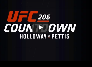 Countdown to UFC 206: Holloway vs. Pettis