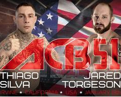 ACB 51 live stream and results