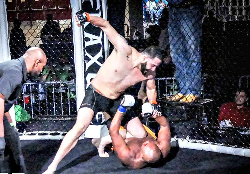 Five Questions With Apex Fights 13's John Hall