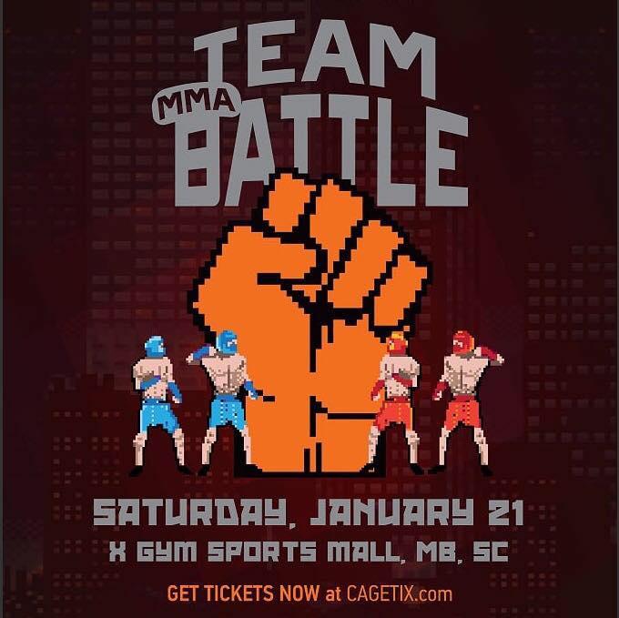 team mma battle