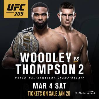 VIDEO: UFC Countdown Thompson vs. Woodley 2