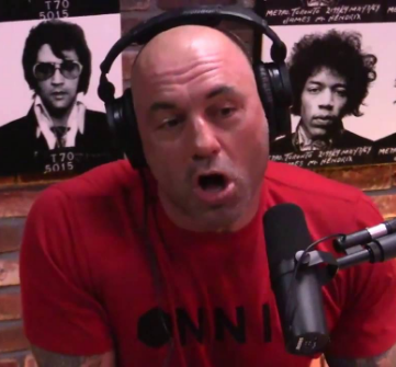 'Holy Sh**!' Watch Joe Rogan's live reaction to Derrick Lewis knocking out Travis Browne