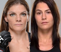 Jessica Eye on Lauren Murphy: 'I am told the b*tch is cut from the UFC so I don't know why she keeps flapping her mouth'