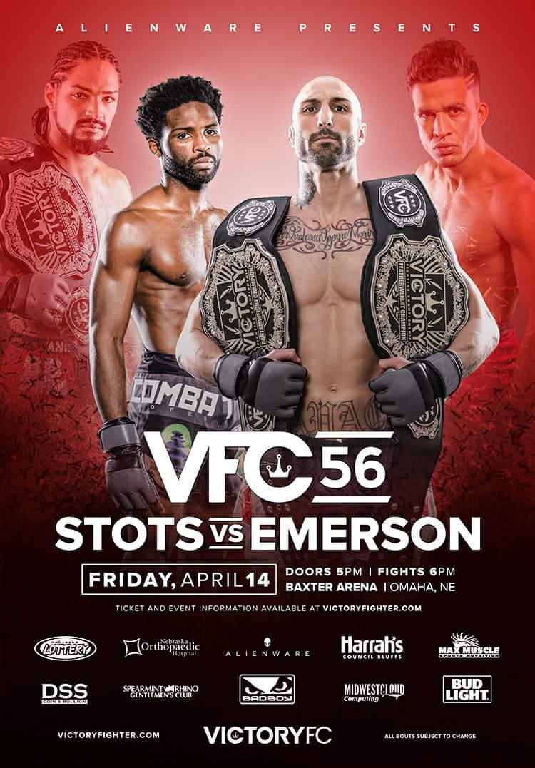 VFC 56 poster