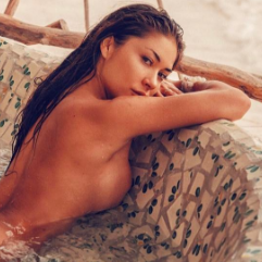 Arianny Celeste just smashed the Internet with one photo