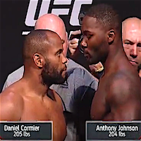 cormier vs johnson