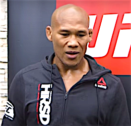 Jacare: 'Bisping is a disaster for the middleweight division'