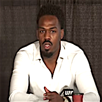 Watch Jon Jones's first press conference since suspension (VIDEO)