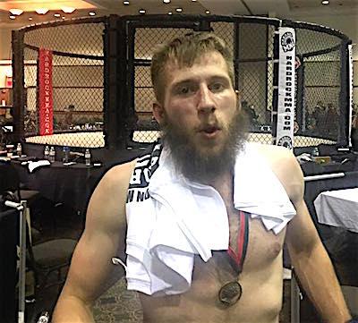 Jacob 'The Killer' Kilburn talks UFC goal and why Conor McGregor is 'terrible'