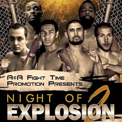 night of explosion 2