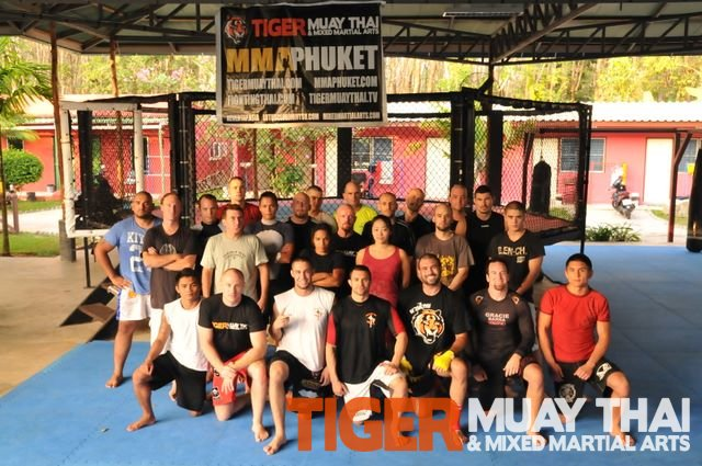 Visit Thailand for the Best MMA Training Experience