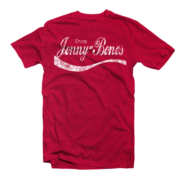 Jon bones jones selling coke friendly t shirts on his for Sell shirts on your website