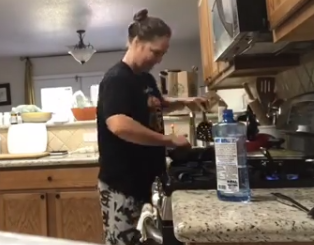 rousey cooking