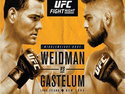 UFC on FOX 25 live results and video highlights