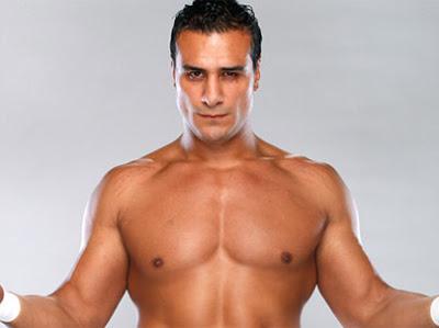 Alberto Del Rio stripped of GFW title for domestic incident