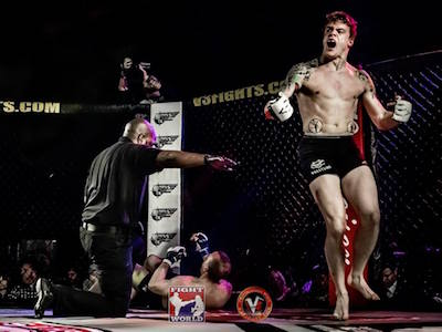 Caleb Anthony: 'I'm more dangerous than ever and I will prove it'