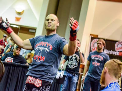 Jason Herring: 'I see him lying on the canvas and me getting my hand raised'