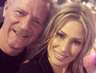 Childish Karen Jarrett threatens to tell her ex-husband on major WWE star over bar incident